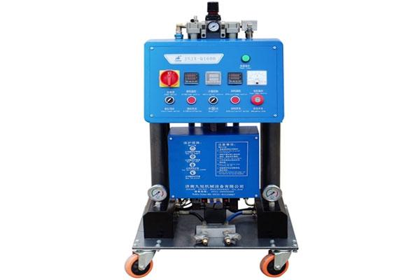 聚氨酯发泡机设备型号JNJX-Q1600