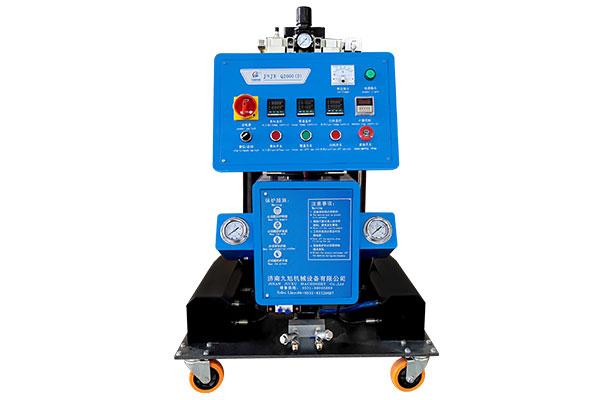聚氨酯发泡机JNJX-Q2600(D)型