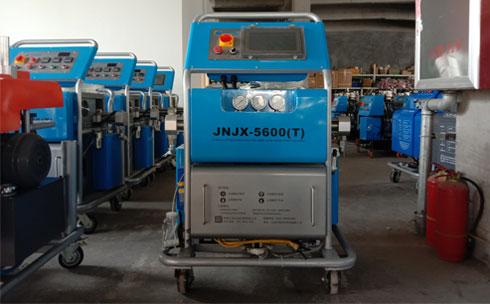 聚氨酯(PU)高压发泡机