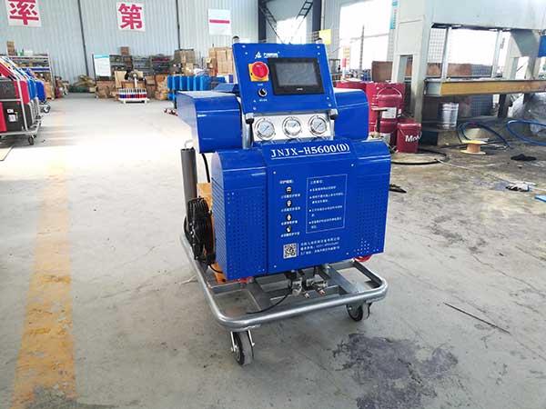 JNJX-H5600(D)PLC软件控制的聚氨酯喷涂机