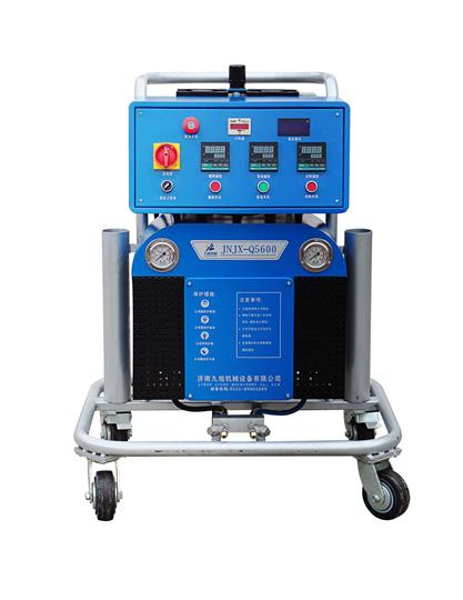 聚脲喷涂设备JNJX-Q5600