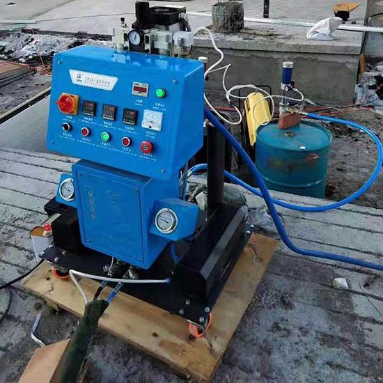 Q2600湖南冷库保温聚氨酯发泡机