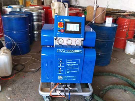 H5600D瓦壳管托浇注聚氨酯专用发泡机