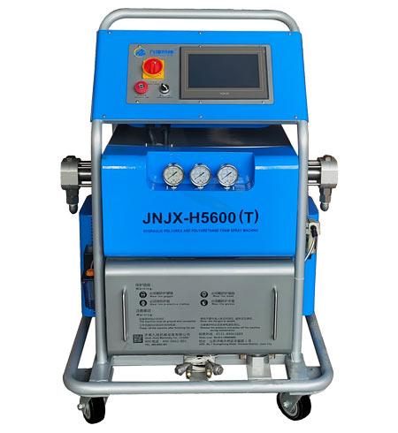 JNJX-H5600(T)PLC编程聚脲喷涂设备