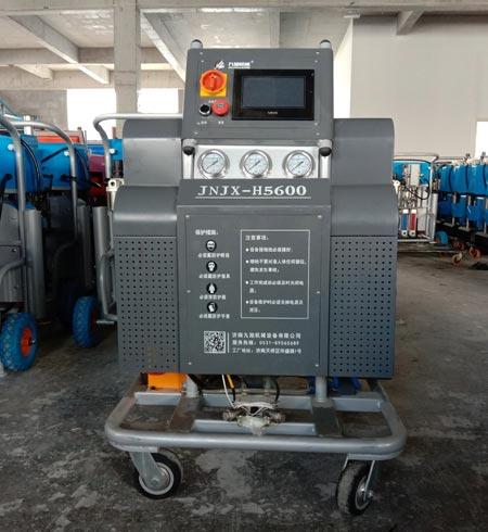 H5600-PLC聚氨酯硬质仿木发泡机