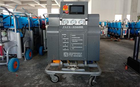 H5600-PLC聚氨酯硬泡仿木发泡设备
