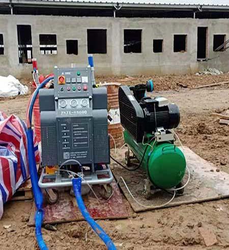 H5600液压聚氨酯喷涂设备