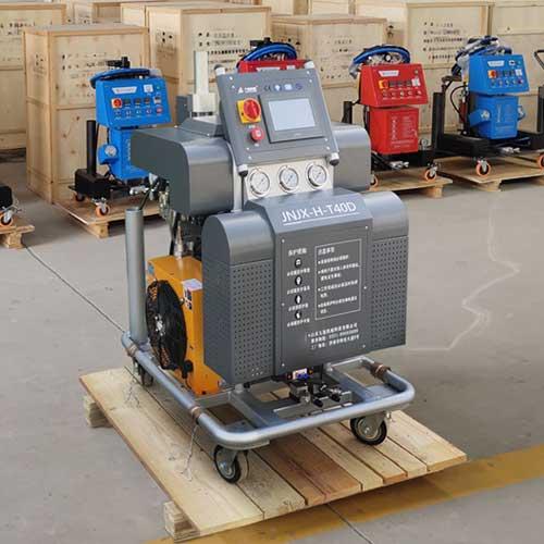 T40D定时定量聚氨酯喷涂机