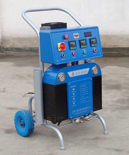Q5200硬质聚氨酯喷涂发泡机