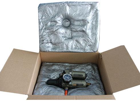 聚氨酯发泡机现场发泡包装方式